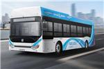 远程DNC6120FCEVG2低入口公交车(氢燃料电池22-44座)