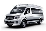 福田图雅诺BJ6608MD5AA-M2多用途轻客(柴油国六5-9座)