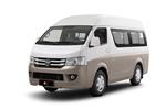 福田图雅诺BJ6539B1PVA-B5轻型客车(汽油国五10-14座)
