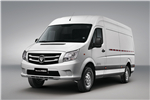 福田图雅诺BJ5048XXY-V5厢式运输车(柴油国五3-6座)