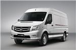 福田图雅诺BJ5048XXY-V8厢式运输车(柴油国五3-6座)