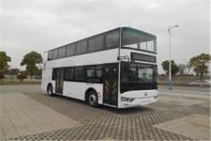 亚星JS6101双层公交车
