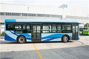 亚星JS6108公交车