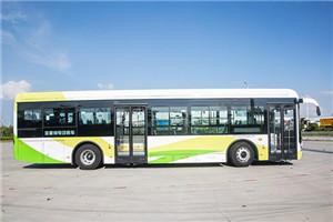 亚星JS6128公交车