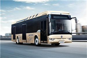 亚星JS6106公交车