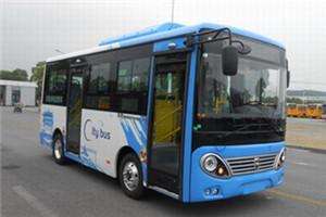 亚星JS6661公交车