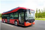 银隆GTQ6102BEVB30低入口公交车(纯电动19-29座)