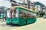 银隆GTQ6103BEVB30公交车(纯电动18-31座)