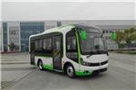 亚星JS6680GHBEV2公交车(纯电动9-22座)