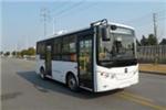 亚星JS6618GHBEV公交车(纯电动9-12座)