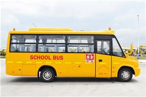 亚星JS6750专用校车