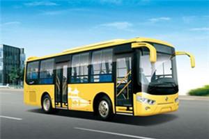 亚星JS6770公交车