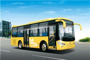 亚星JS6811公交车