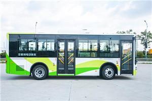 亚星JS6815公交车