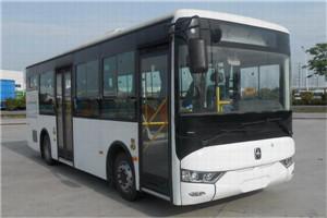 亚星JS6819公交车