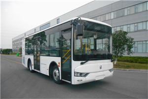 亚星JS6821公交车