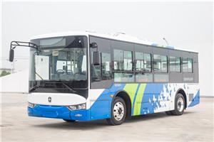 亚星JS6851公交车