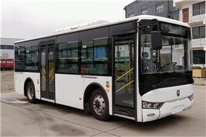 亚星JS6859公交车