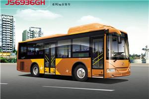 亚星JS6936公交车