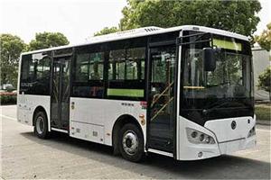申龙SLK6819公交车