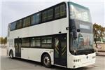申龙SLK6109HFBEVZ1双层公交车(纯电动29-59座)
