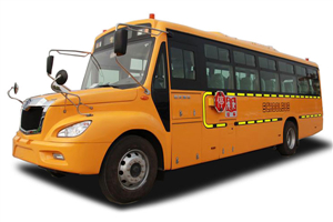 申龙SLK6100校车