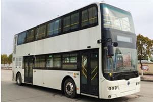 申龙SLK6109双层公交车