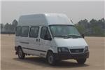 江铃全顺JX6541P-M5客车(汽油国五10-15座)