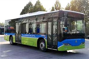 豪沃JK6106公交车