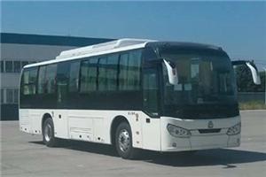 豪沃JK6116公交车
