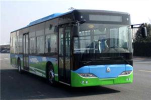 豪沃JK6126公交车
