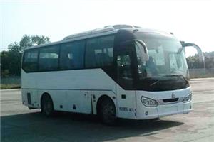 豪沃JK6857客车