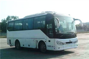 豪沃JK6859公交车