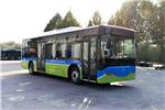 豪沃JK6106GBEVQ8公交车(纯电动20-36座)