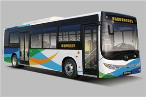 黄海DD6100公交车