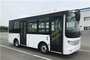 黄海DD6687公交车