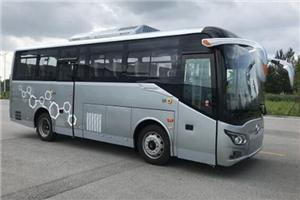 黄海DD6820公交车