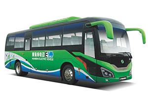 黄海DD6110客车