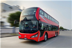 银隆GTQ6131BEVST9双层公交车(纯电动65-70座)