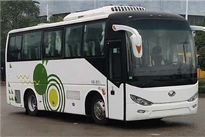 上观BSR6826公交车