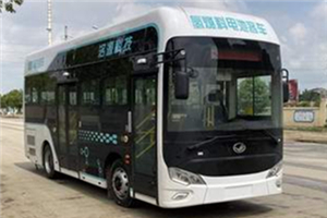 上饶SR6860公交车