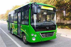 友谊ZGT6668公交车