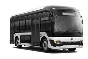 金旅北极星XML6885公交车