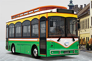 开沃NJL6871铛铛公交车