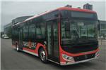 奇瑞万达WD6117BEVG01公交车(纯电动19-30座)