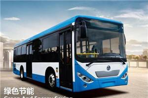 奇瑞万达WD6105公交车