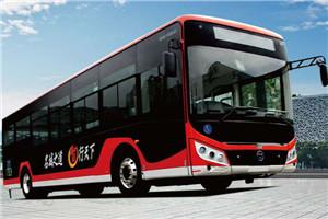 奇瑞万达WD6117公交车