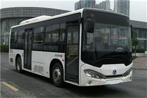 奇瑞万达WD6855公交车