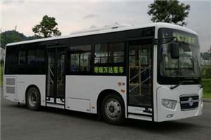 奇瑞万达WD6852公交车