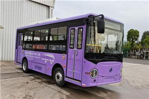 奇瑞万达WD6666公交车